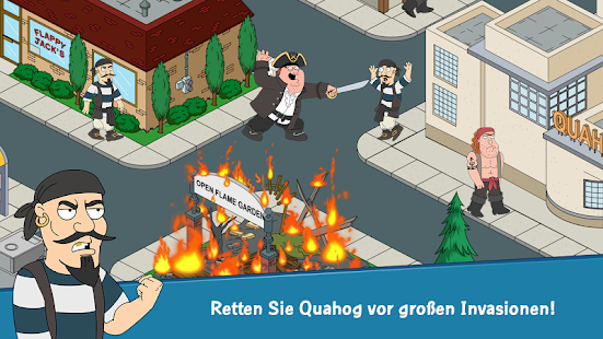 Family Guy Mission Sachensuche Screenshot