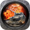 Sniper Tank Battle Scope Shoot icon