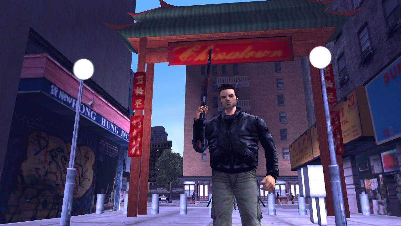 GTA 3 - screenshot