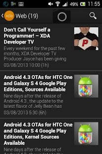 XDA-Developers.com 社交 App-癮科技App