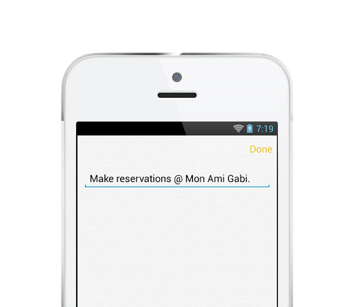 【免費生產應用App】Notes-APP點子