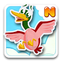 Super Paper Duck Hunt HD FREE icon