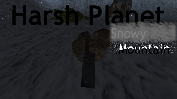 Our Snowy Mountain Demo Title