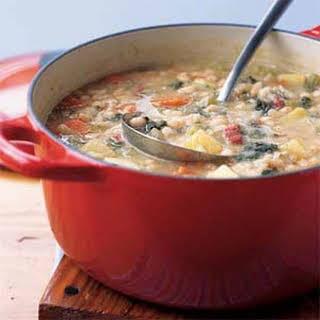 Navy Bean Soup.