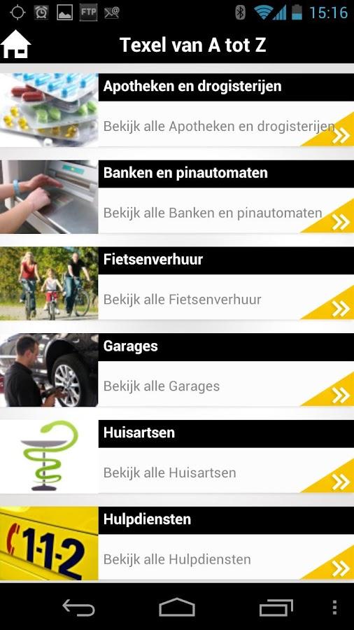 TexelVakantieTV- screenshot