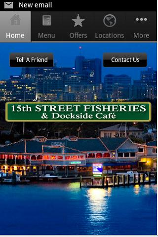 15th Street Fisheries - screenshot