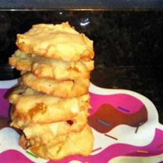 Mango Hawaiian Cookies