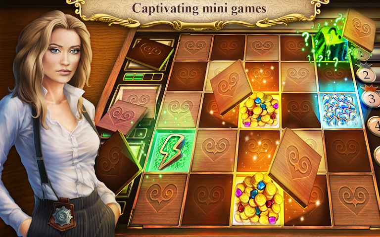 android Alice in the Mirrors of Albion Screenshot 2