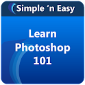 Learn Photoshop 101 By WAGmob icon