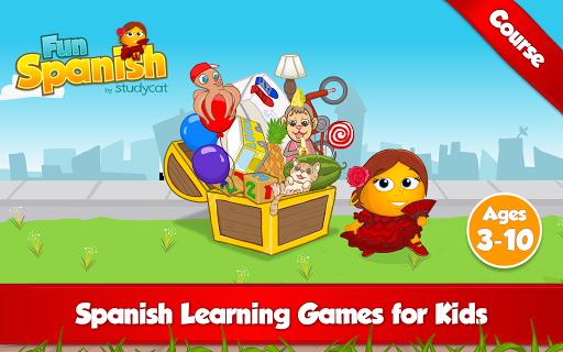 Fun Spanish Course by Studycat