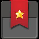 XBookmarks Widget icon