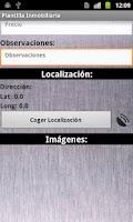 Screenshot of Plantilla Inmobiliaria Pro