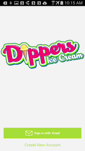 Dippers Ice Cream