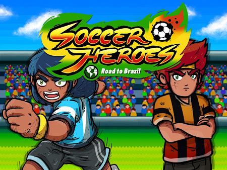 Soccer Heroes RPG 1.1.0 screenshot 38033