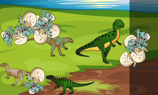 Dinosaur Games for Toddlers- screenshot thumbnail