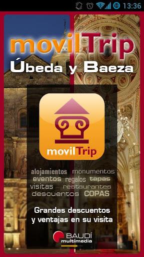 movilTrip - Úbeda y Baeza