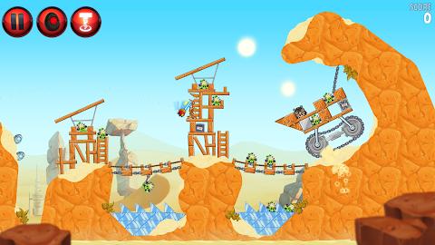 Angry Birds Star Wars II Screenshot 12