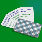 Dictionary Cards