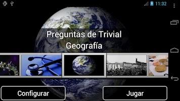 Screenshot of Preguntas de Trivial