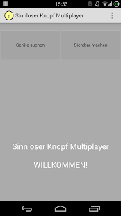Sinnloser Knopf - screenshot thumbnail