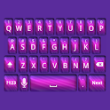 Pretty Girly Keyboard Skin icon