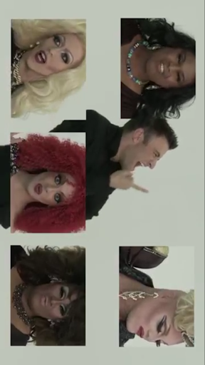 1 Gay 5 Queens Television Show