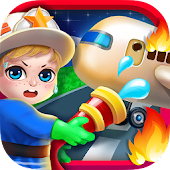 Airplanes: Fire & Rescue game