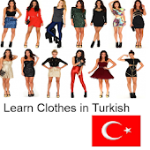 Learn Clothes in Turkish