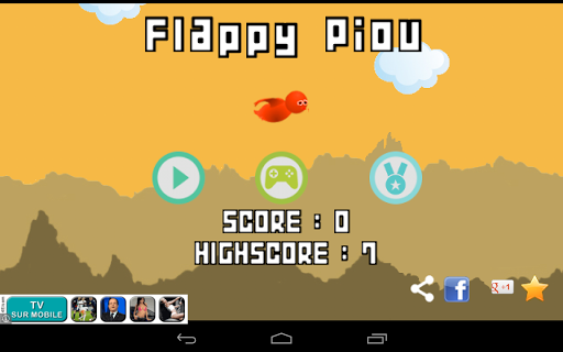 Flappy Piou 2.3 screenshots 9
