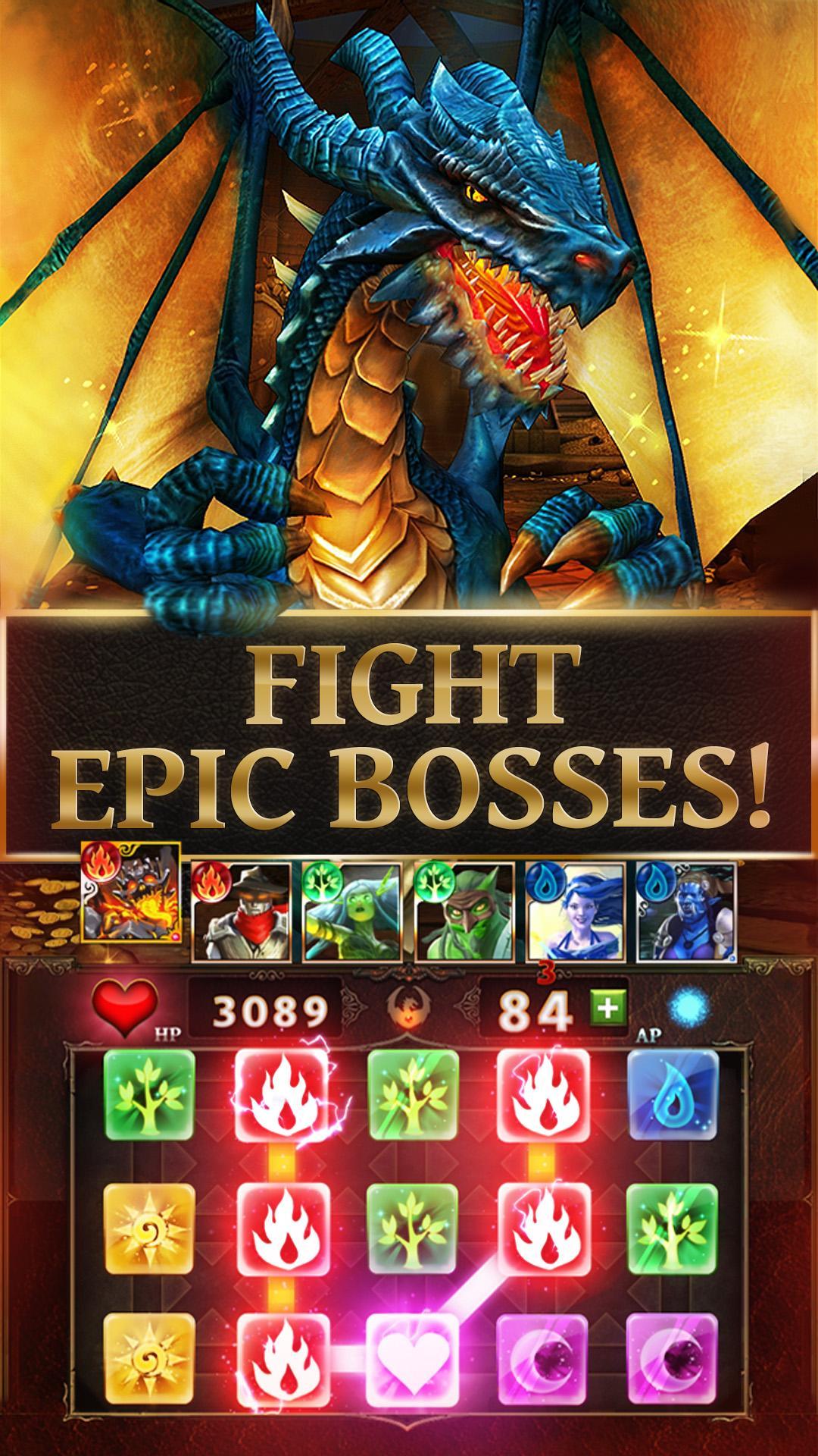 Dungeon Gems screenshot #2