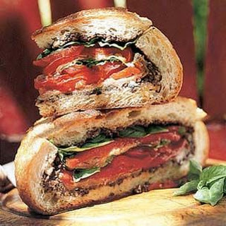 Stuffed Summer Sandwich