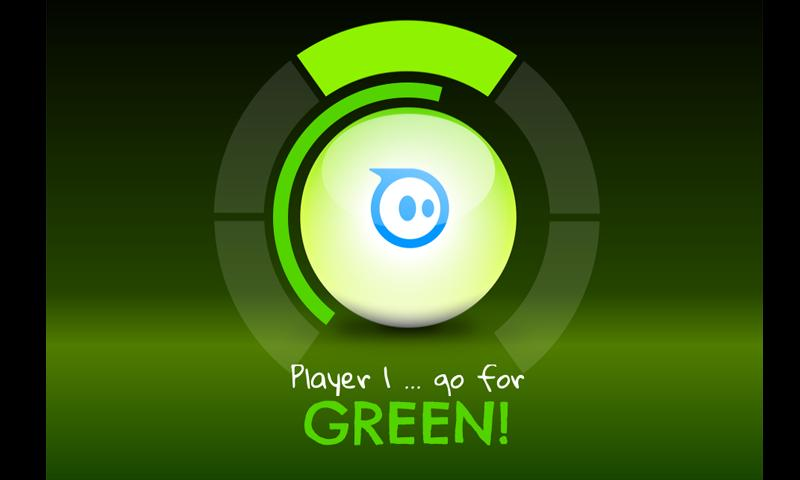 Sphero ColorGrab - screenshot