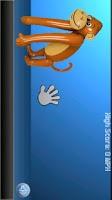 Screenshot of Spank The Monkey