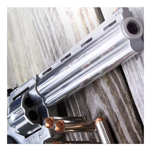 娛樂必備App|馬格南44槍 LOGO-綠色工廠好玩App
