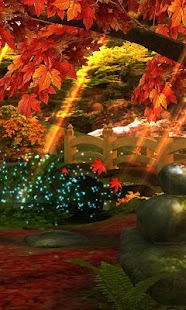 Autumn Grove 3D FREE - screenshot thumbnail