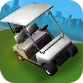 Golf Cart: 3D Driving Sim