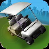Golf Cart: 3D Driving Sim