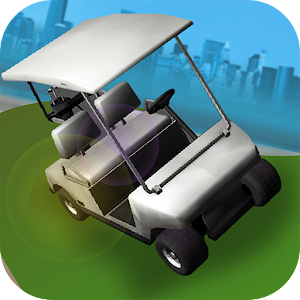 Golf Cart: 3D Driving Sim for Android