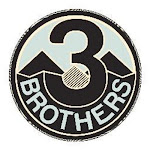 Logo for Three Brothers Brewing
