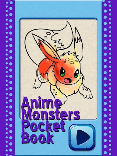 Anime Monster Pocket Book