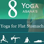 8 Yoga Poses for Flat Stomach icon
