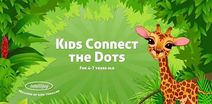 Kids Connect the Dots FREE