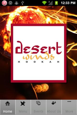 Desert Winds Hookah