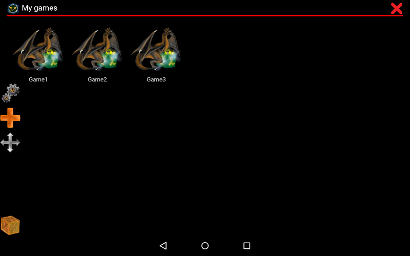 Magic DosBox Screenshot