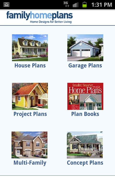 House plans by familyhomeplans android apps on google play House plan design app