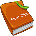 Float Dictionary icon