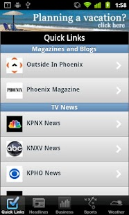 Phoenix Local News - screenshot thumbnail