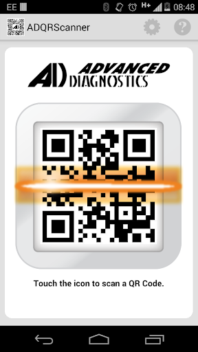 ADQRScanner