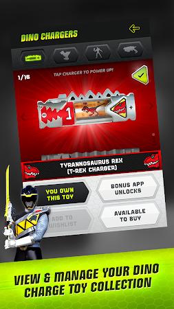 Power Rangers Dino Charge Scan 1.4.6 screenshot 446421