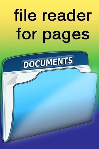 File Reader for Pages